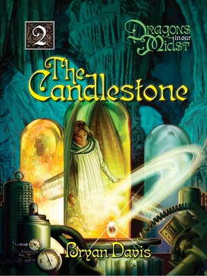cover image of The Candlestone