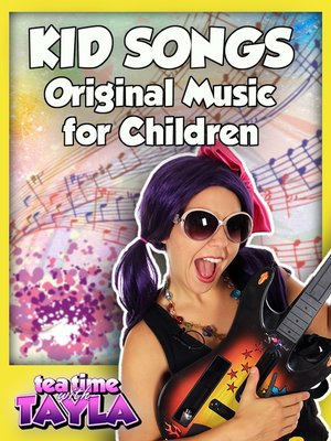cover image of Kid Songs