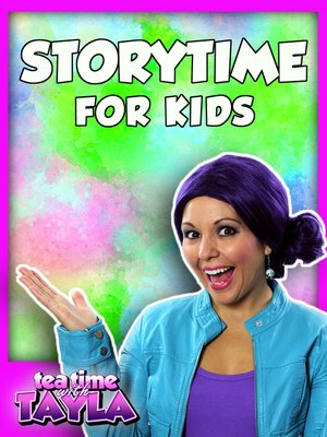 cover image of Story Time for Kids