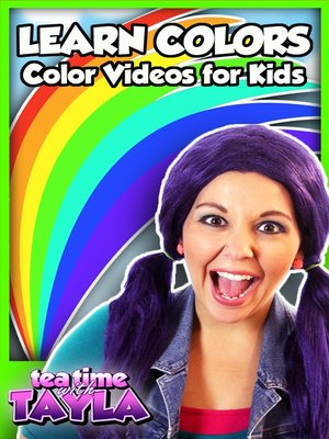 cover image of Learn Colors