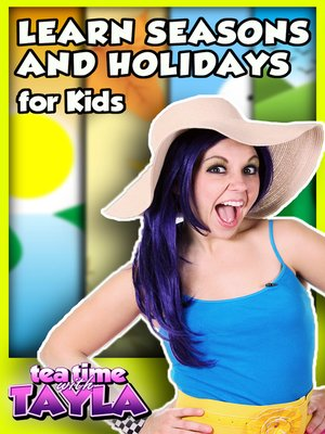 cover image of Learn Seasons and Holidays for Kids