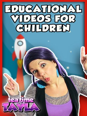 cover image of Educational Videos for Children
