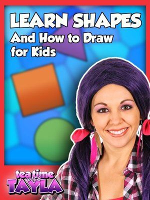 cover image of Learn Shapes and How to Draw for Kids