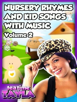 cover image of Nursery Rhymes and Kid Songs with Music, Volume 2