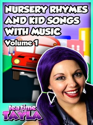cover image of Nursery Rhymes and Kid Songs with Music, Volume 1