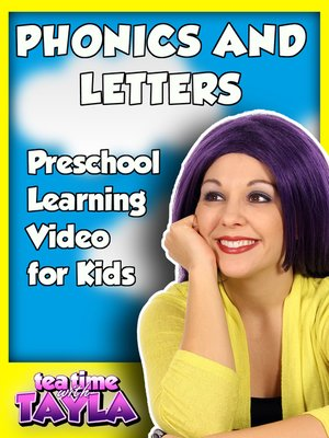 cover image of Phonics and Letters