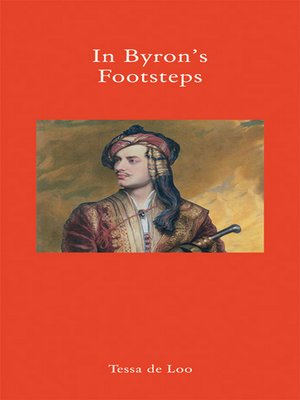 cover image of In Byron's Footsteps