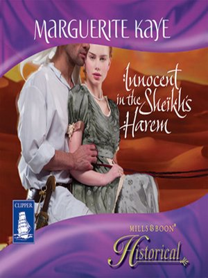 cover image of Innocent in the Sheikh's Harem