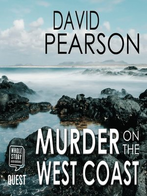 cover image of Murder on the West Coast