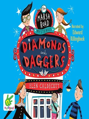 cover image of Marsh Road Mysteries--Diamonds and Daggers
