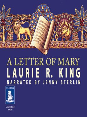 cover image of A Letter of Mary