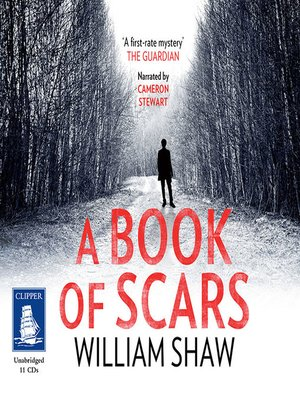 cover image of A Book of Scars