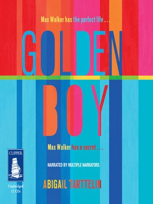 cover image of Golden Boy