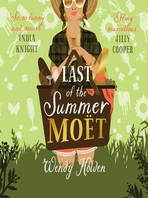 cover image of Last of the Summer Moët