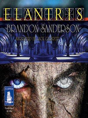 cover image of Elantris