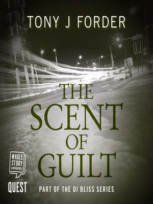 cover image of The Scent of Guilt