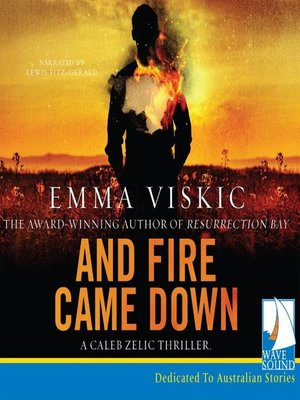 cover image of And Fire Came Down