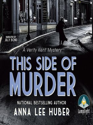 cover image of This Side of Murder