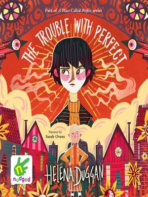 cover image of The Trouble with Perfect