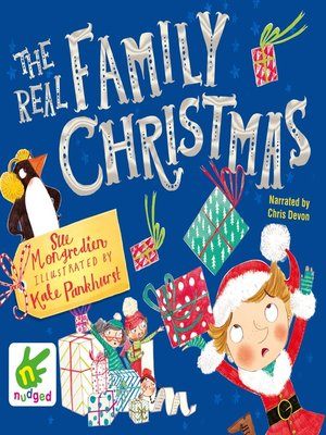 cover image of The Real Family Christmas