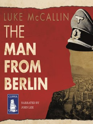 cover image of The Man from Berlin--Gregor Reinhardt series, Book 1