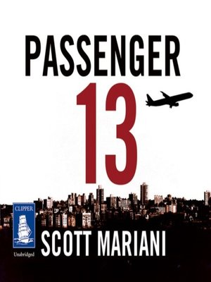 cover image of Passenger 13