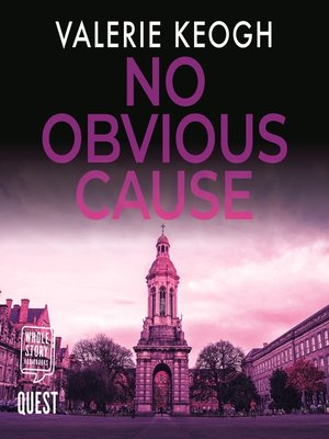 cover image of No Obvious Cause