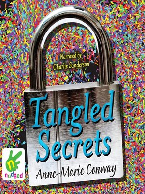 cover image of Tangled Secrets