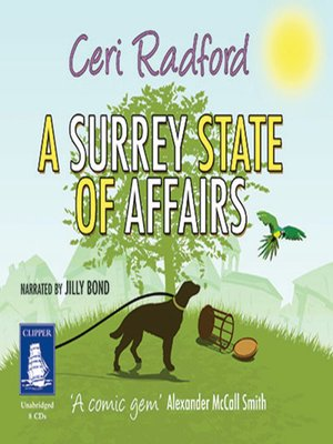 cover image of A Surrey State of Affairs