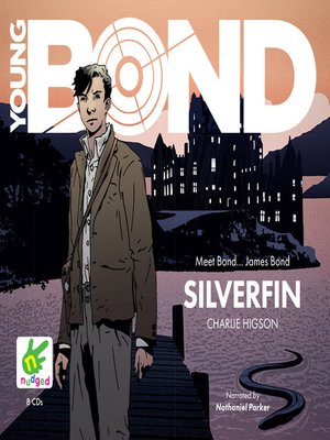 cover image of Young Bond--Silverfin