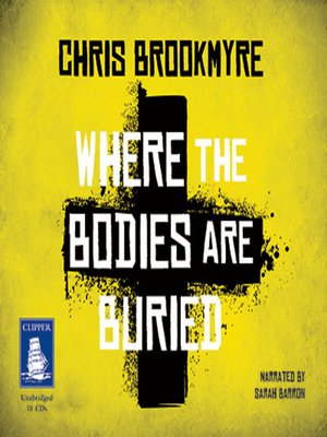 cover image of Where the Bodies are Buried