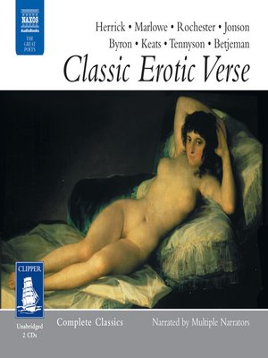 cover image of Classic Erotic Verse