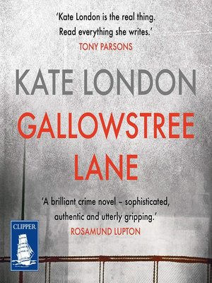 cover image of Gallowstree Lane