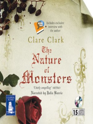 cover image of The Nature of Monsters
