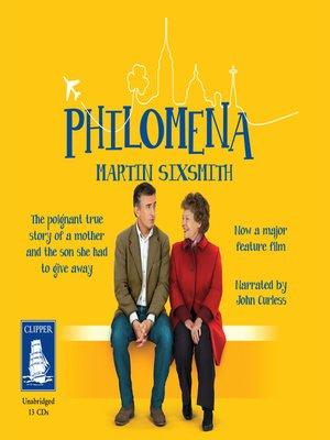 cover image of Philomena