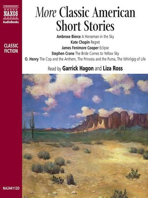 cover image of More Classic American Short Stories