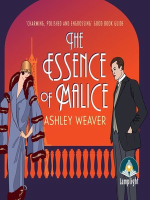 cover image of The Essence of Malice