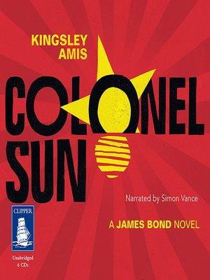 cover image of Colonel Sun
