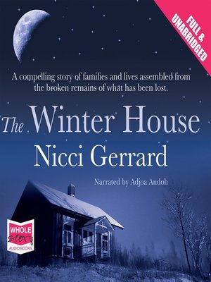 cover image of The Winter House