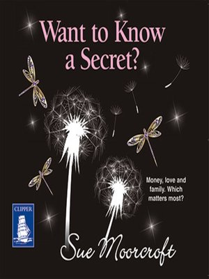 cover image of Want to Know a Secret?