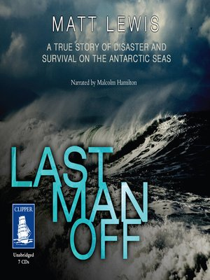 cover image of Last Man Off