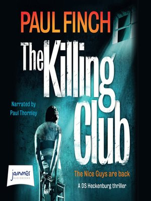 cover image of The Killing Club