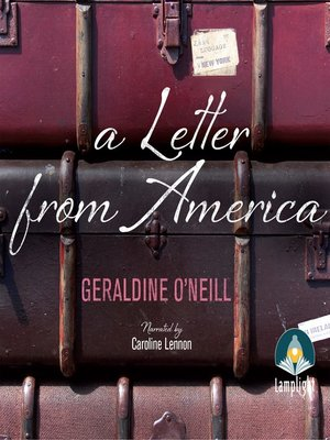 cover image of A Letter From America