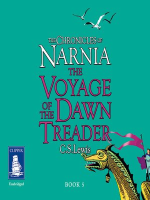 cover image of The Voyage of the Dawn Treader