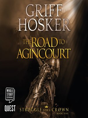 cover image of The Road to Agincourt