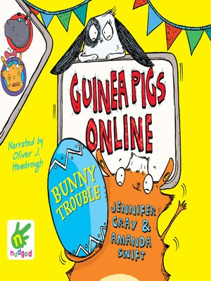 cover image of Guinea Pigs Online--Bunny Trouble