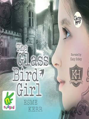 cover image of The Glass Bird Girl