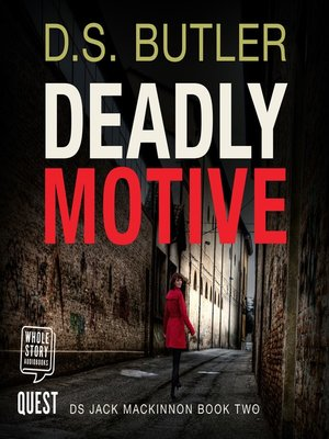 cover image of Deadly Motive