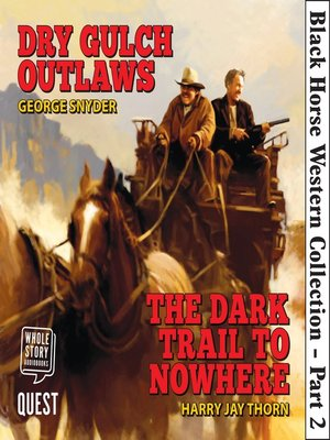 cover image of Black Horse Western Collection Part 2