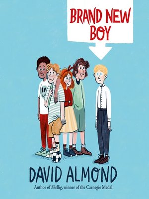 cover image of Brand New Boy